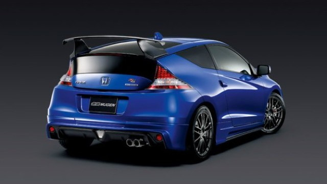 The Honda CR-Z Mugen RZ