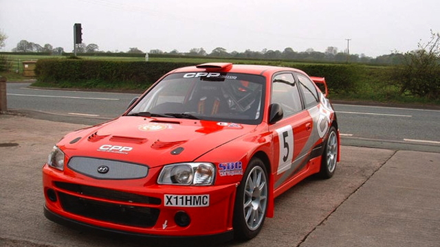 Hyundai Accent WRC Evo, available from RMR - image: RMR