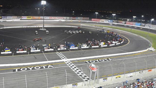 Irwindale Speedway - Image courtesy of Irwindale Speedway