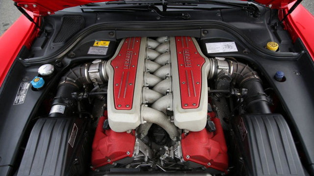 Nicolas Cage-Owned Ferrari 599