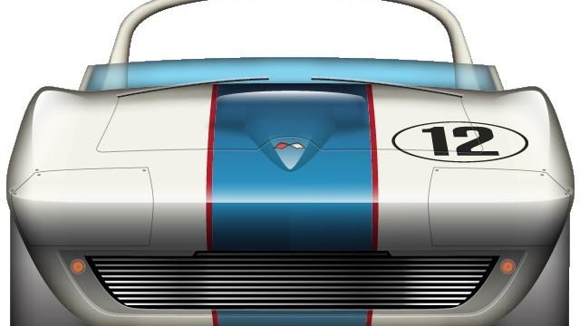 Automoji C2 Grandsport Corvette