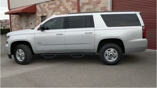 Meet The 2017 One Ton Duramax Diesel Powered Chevy Suburban