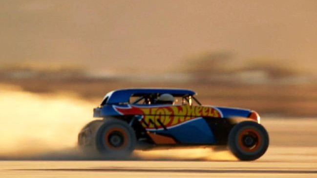 Ford EcoBoost-powered Hot Wheels Rip Rod