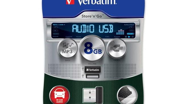 Verbatim Store'n'Go USB flash drive