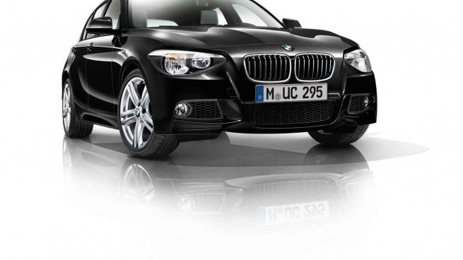 2012 BMW 1-Series Hatchback M Sport package