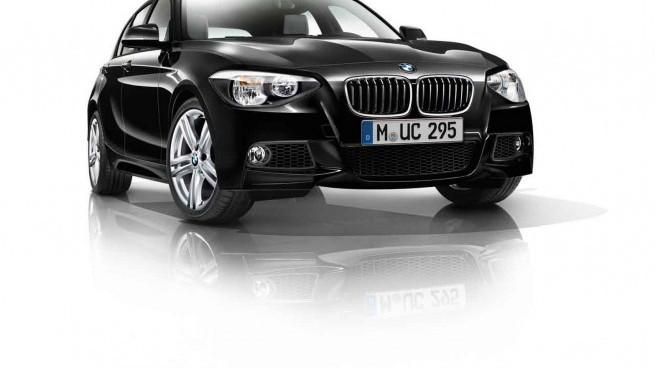 2012 BMW 1-Series Hatchback M Sport package