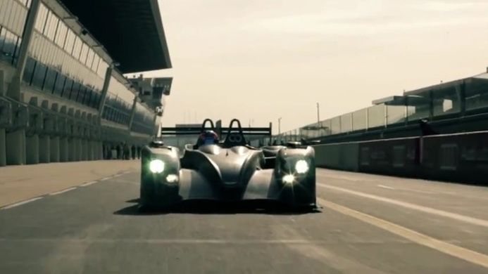 Morgan returns to Le Mans with OAK Racing LM P2 car