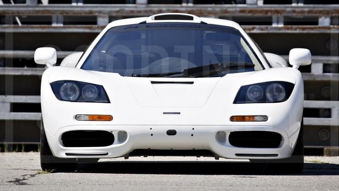 1995 McLaren F1 for auction via Gooding & Company