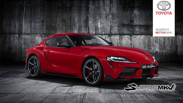 2020 Toyota Supra leak - Image via Supra MKV forum