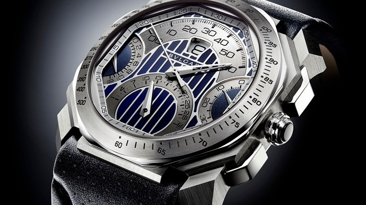 The Octo Maserati, by Bulgari