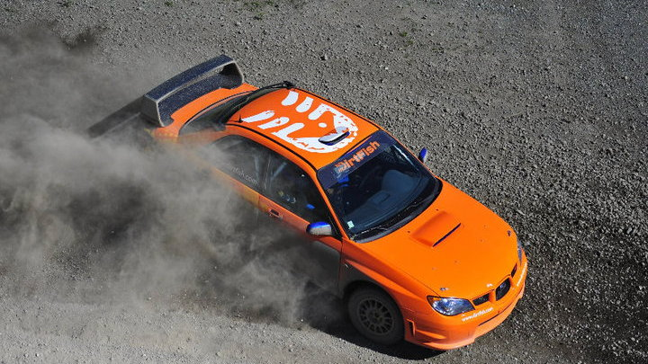 DirtFish Rally School. Photo via DirtFish.