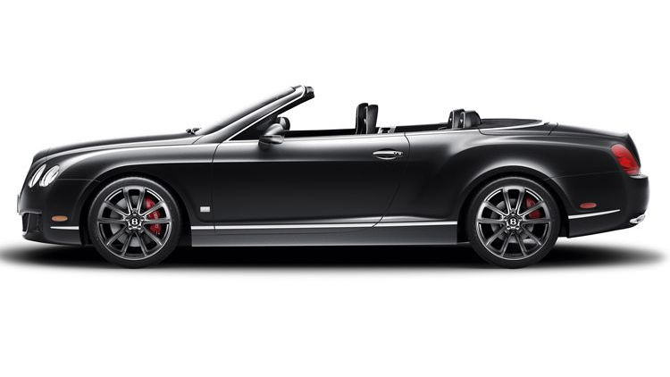 2011 Bentley Continental GTC And GTC Speed 80-11 Editions