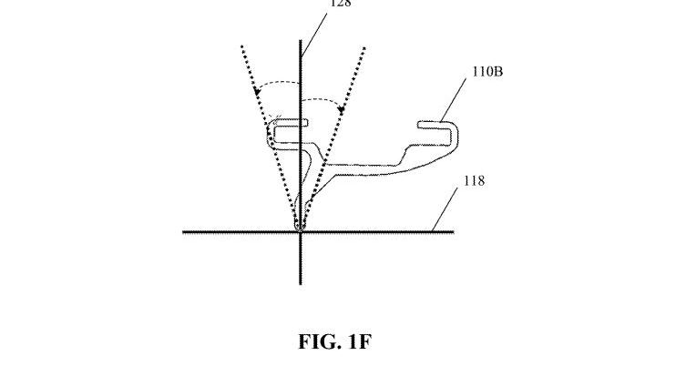 Tesla electromagnetic wiper patent