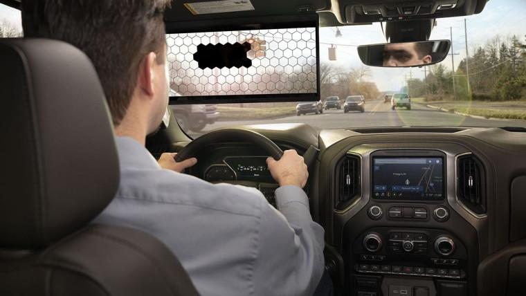 Bosch's Virtual Visor
