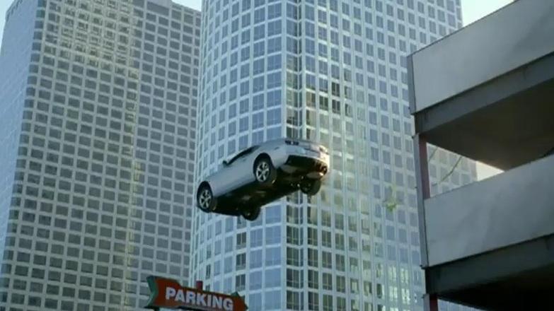 Chevrolet Camaro Super Bowl XLV ad