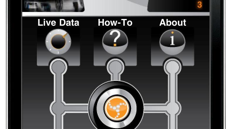 Audi's iPhone CarMonitor App