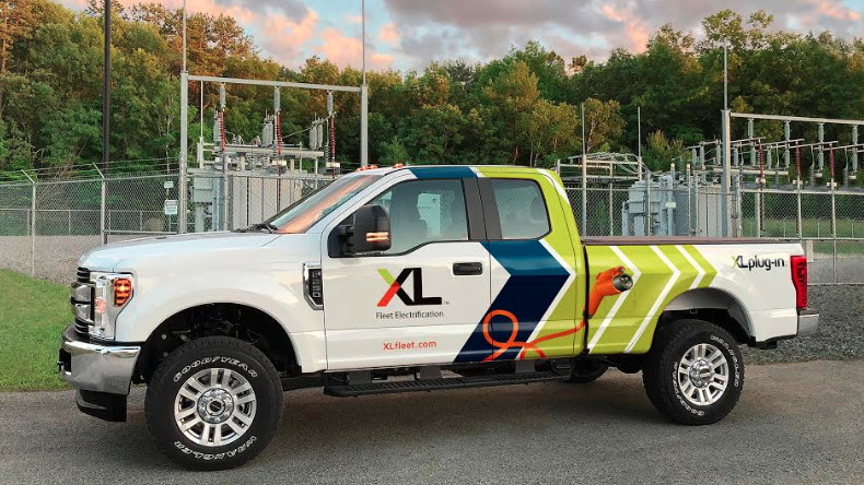 XL Hybrids Ford F-250 plug-in