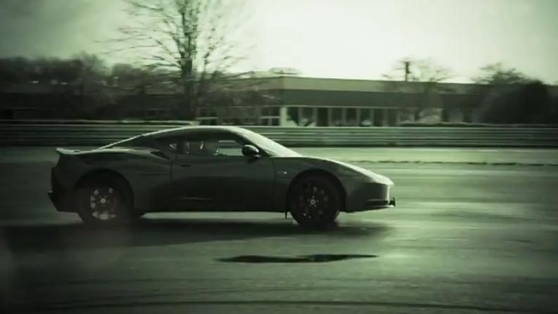 The 2012 Lotus Evora S IPS