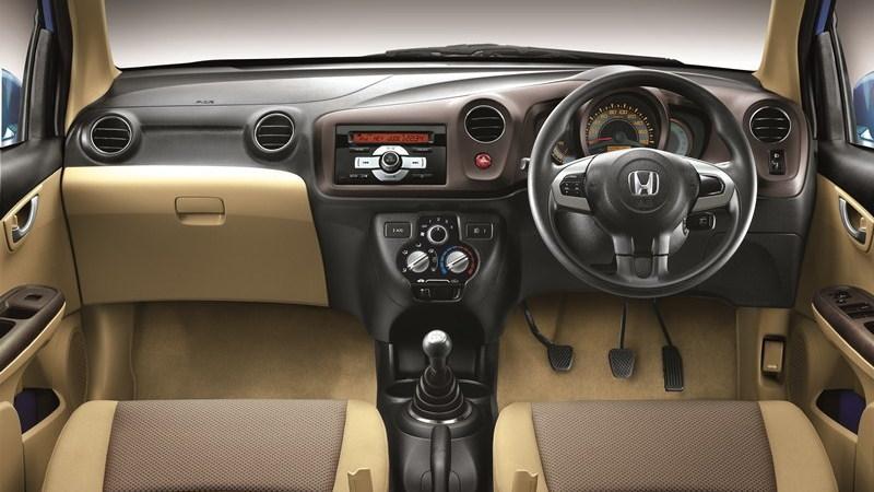 Honda Brio minicar