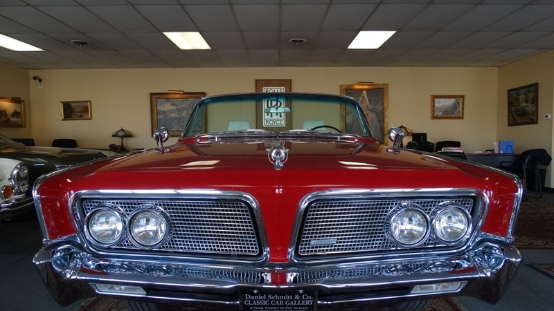 1964 Chrysler Imperial From Mad Men 2