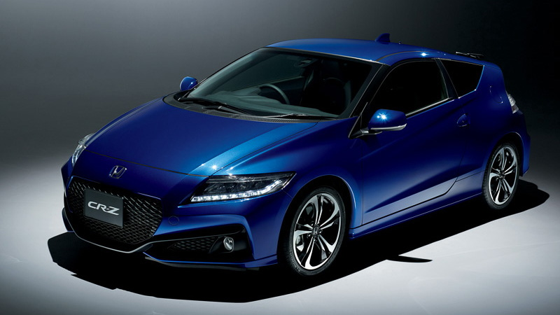 Honda CR-Z Alpha Final Label Edition (Japanese spec)