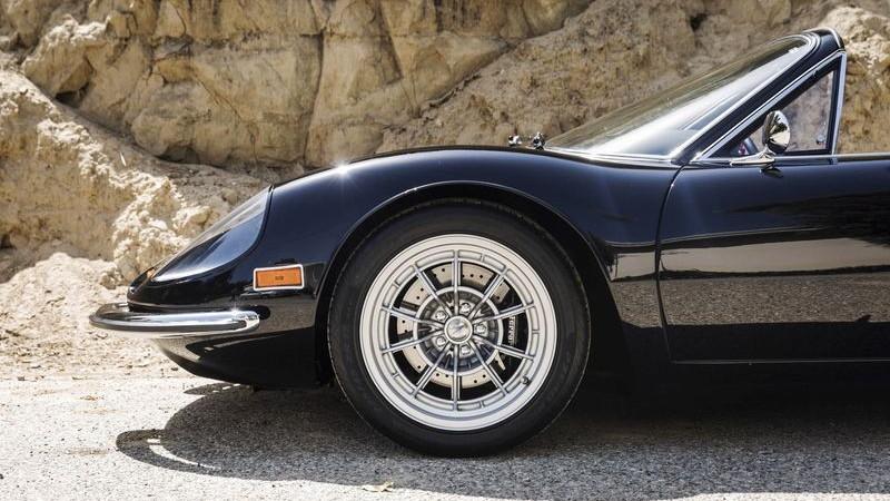 David Lee has built a Dino Ferrari of his own