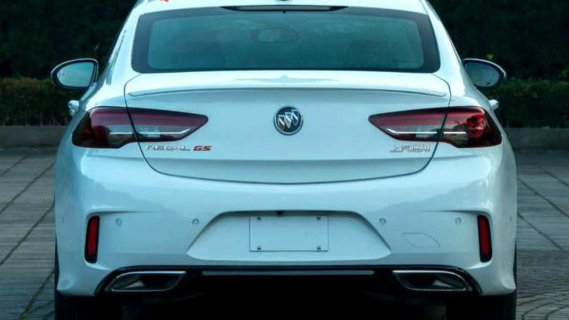 Buick Regal GS (Chinese spec) leaked - Image via CarNewsChina