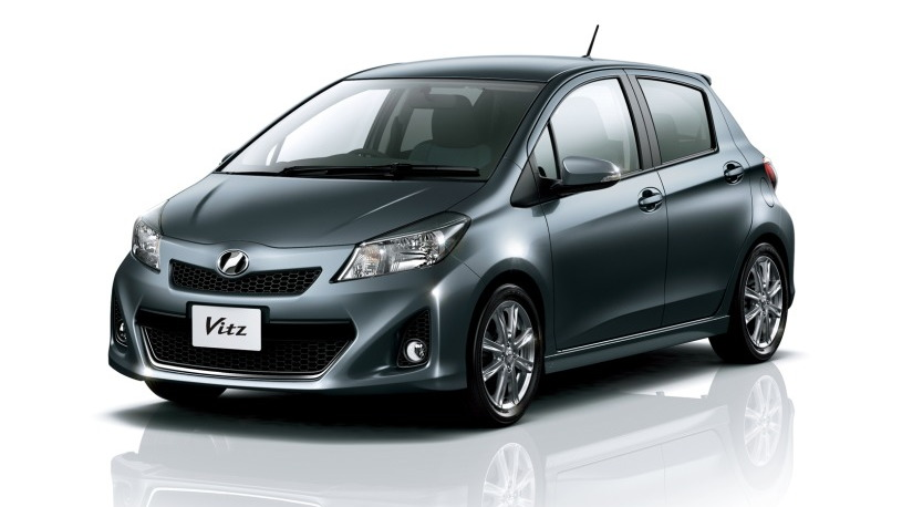 JDM Vitz previews 2012 Toyota Yaris