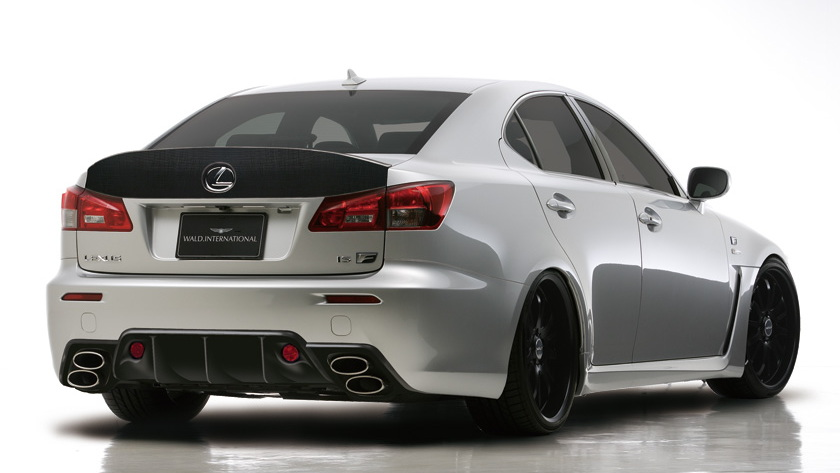 wald lexus is f official 002