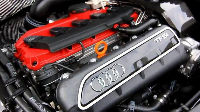 Audi Q3 RS prototype