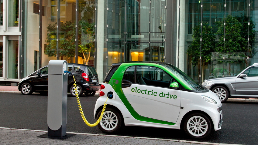 2013 Smart ForTwo Electric Drive (European version)