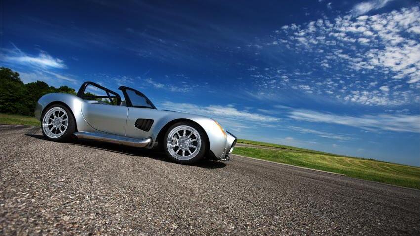 2011 ICONIC Motors AC Roadster