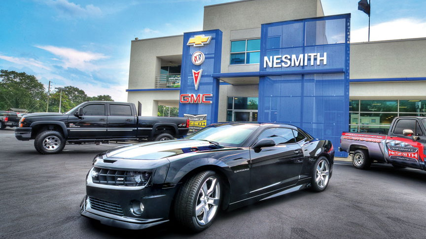 NeSmith Storm LS9-powered Camaro