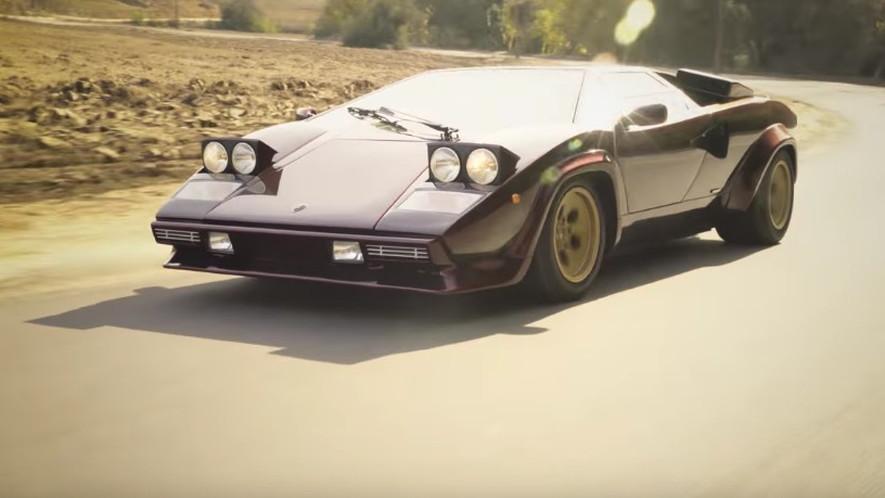 Valentino Balboni Explains Why The Lamborghini Countach Is Special
