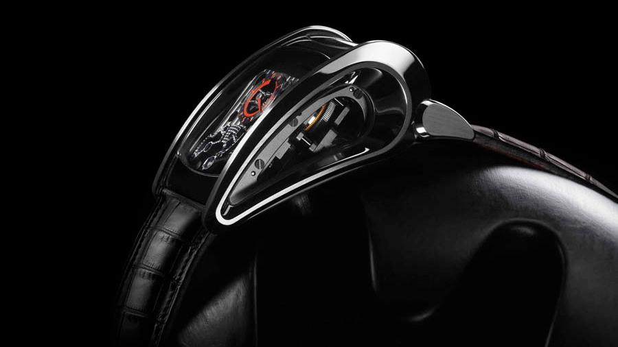 Parmigiani Fleurier Bugatti Veyron Super Sport Watch