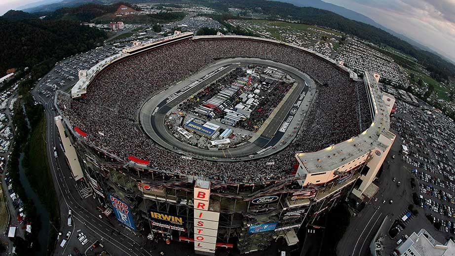 Bristol Motor Speedway - image: NASCAR