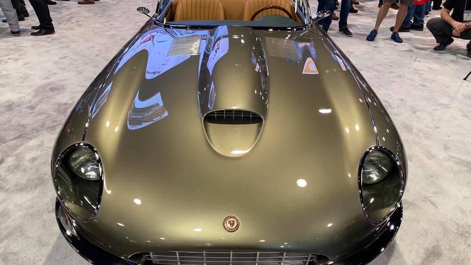Chip Foose Jaguar E-Type