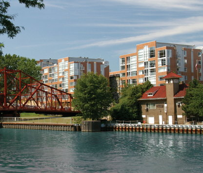 Image Of Stonebridge Waterfront Apartments In Cleveland, OH