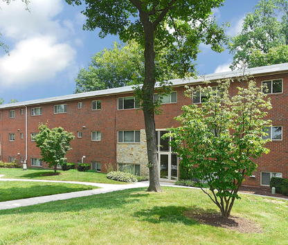 Cardiff Hall Apartments Towson Md