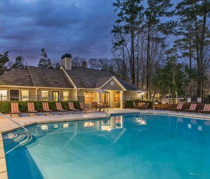 Cobblestone Fayette Apartments In Fayetteville Ga