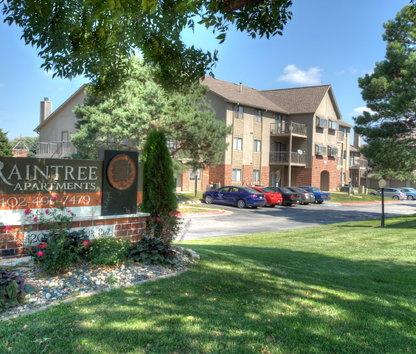 Image Of Raintree Apartments In Omaha Ne