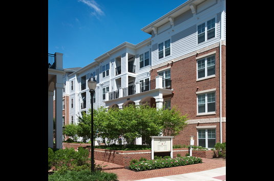 Image Of The Tuscany Apartments In Alexandria, VA