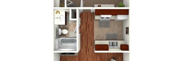 Spanish Spur Apartments