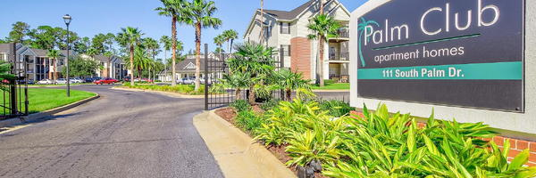 Palm Club Apartments