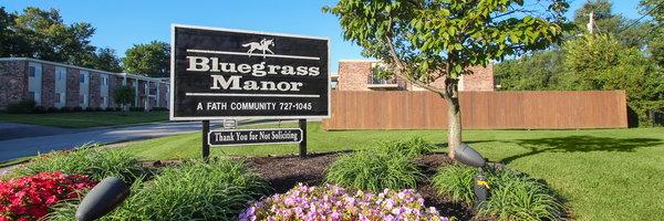 Blue Grass Manor