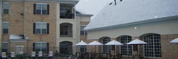 Woodland Hills Luxury Apartments