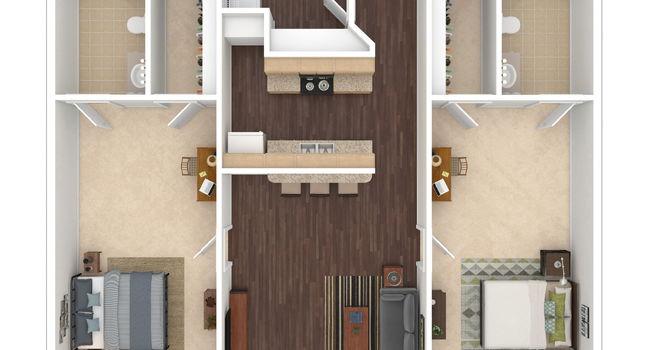 Collegiate Suites 27 Reviews Blacksburg Va Apartments For Rent Apartmentratings