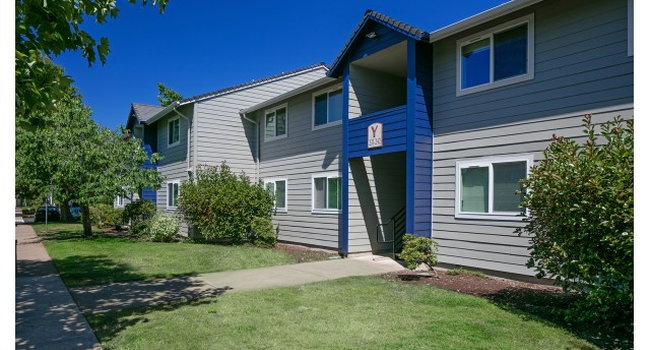 Image Of Parkside Apartments In Eugene Or