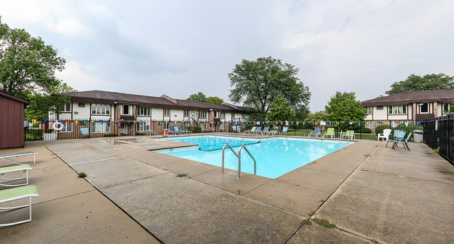 Clarendon Arms Apartments Clarendon Hills Il
