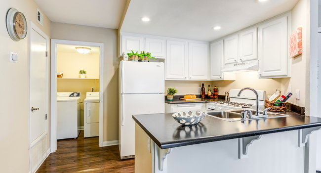 Model Kitchen Area